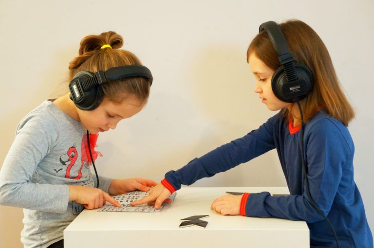 Trening uwagi słuchowej-oditis